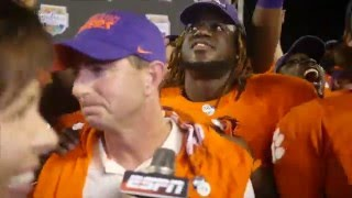 Clemson Football || The Ladder