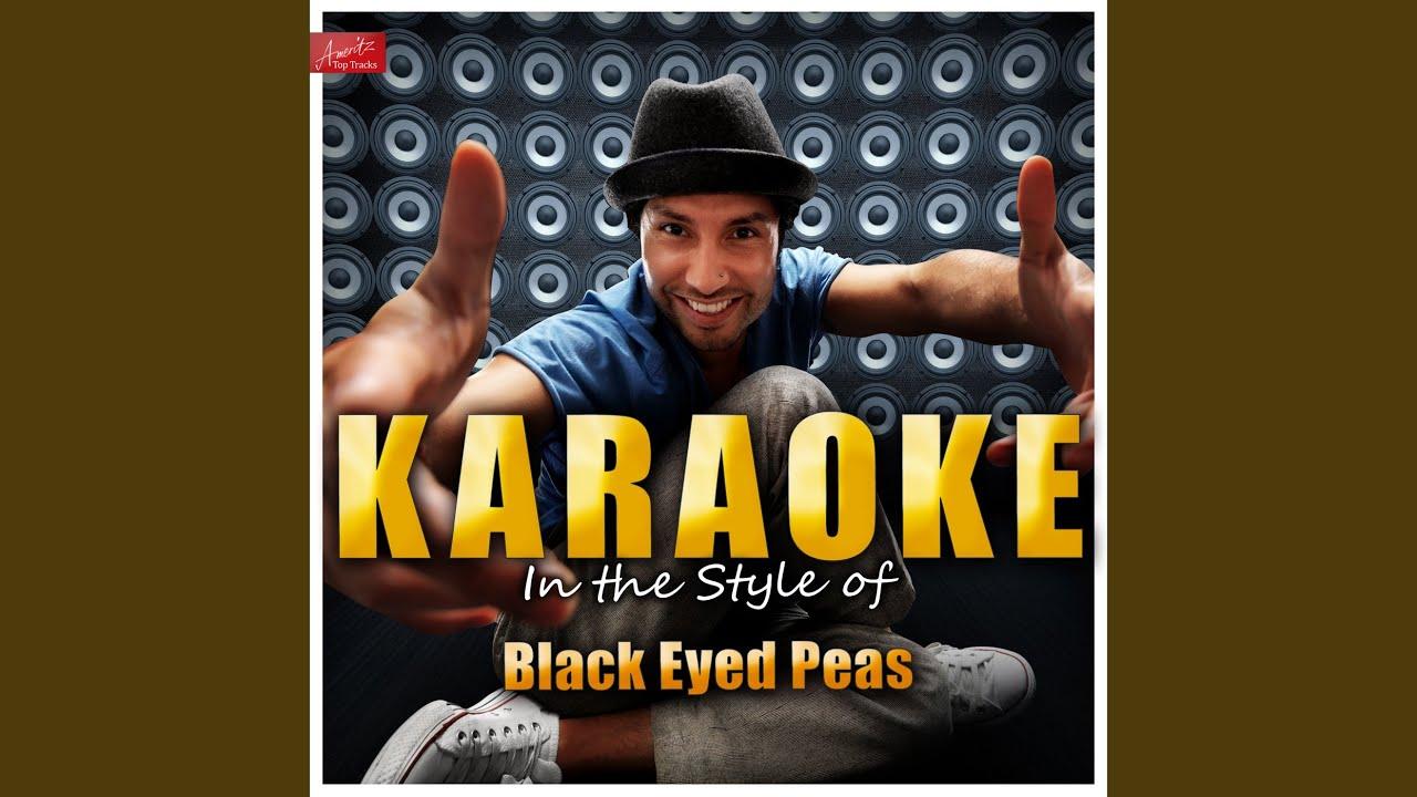 i gotta feeling black eyed peas karaoke