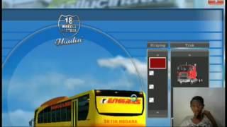 Tutorial Cara Mengganti Mod Bus 18 Wis Haulin