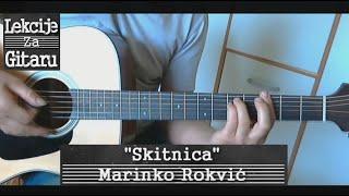 Skitnica - Marinko Rokvić - chord lesson
