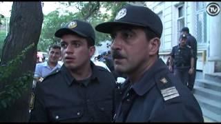"""Polis: """"Gəlsin bunuda çəksin"""""""