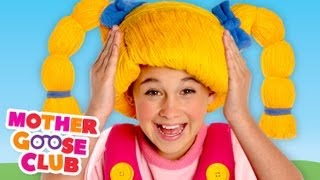 Head, Shoulders, Knees and Toes | Mother Goose Club Rhymes for Children