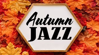 🍁 Autumn Jazz Radio 24/7 - Relaxing Bossa Nova Jazz Music For Work & Study