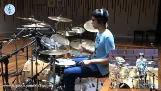 Overture 1928 and Strange Deja Vu - Dream Theater (Drum Cover)