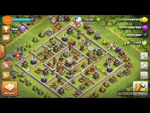 Omg!! Th11 live war attack time problem 😢 attack gone wrong