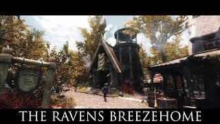 TES V - Skyrim Mods: The Ravens Breezehome