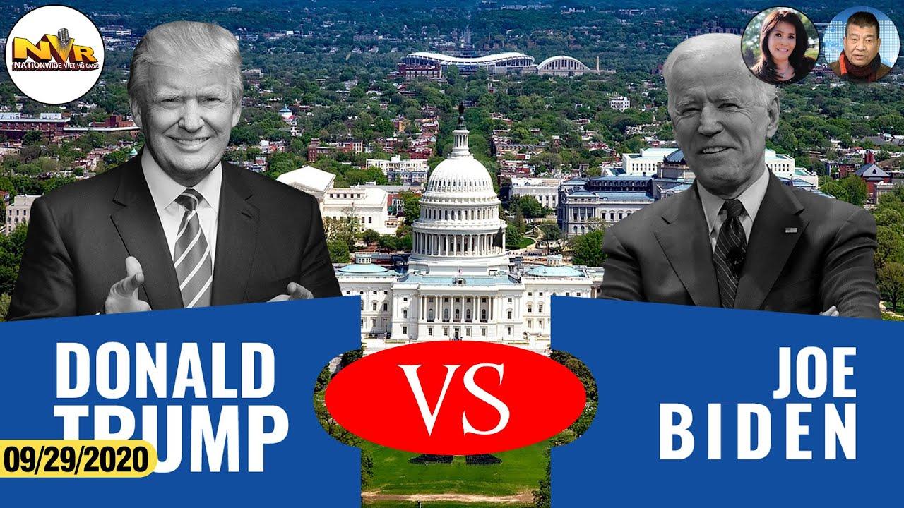 P1: Hồ Sơ Thuế Của Trump Có Ảnh Hưởng An Ninh Quốc Gia; Ai Có Lợi Thế Trong Cuộc Tranh Luận ĐầuTiên?