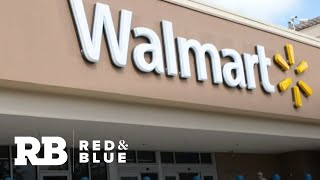 Walmart pulls firearms from store shelves amid fears of possible unrest