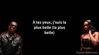 Joé Dwèt Filé - Jolie madame ft. Ronisia (Paroles)