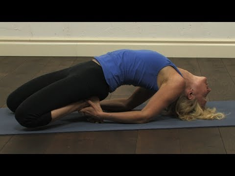 shoulderstand preperation and fish pose yoga  youtube