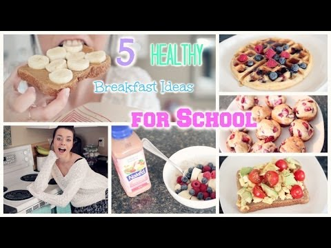 Fast and Nutritious Breakfast Suggestions for Teens