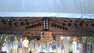 Просыпайся, Пермь   Выступление юных певцов из Перми под руководством  Елены Бурди на фестивале в Ве