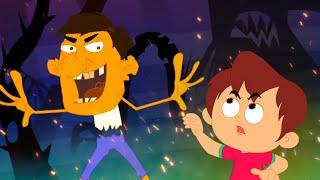 Подготовка к испугу | Хэллоуин для детей | рифмы в россии  | Halloween Song | Prepare for Fright