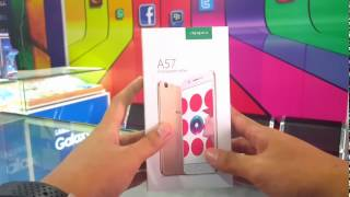 OPPO A57 UNBOXING