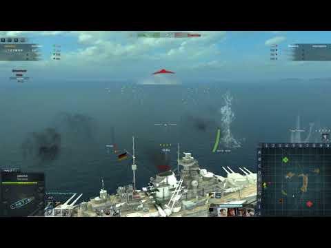 Bismark is a Badass [Steel Ocean]