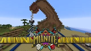 Minecraft: Mianite - ITS A BIG MASSIVE D*$K! [95]