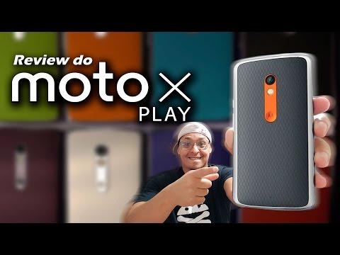 Review (Análise) Motorola Moto X Play