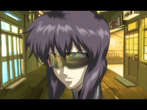 Ghost in the Shell  Lithium Flower