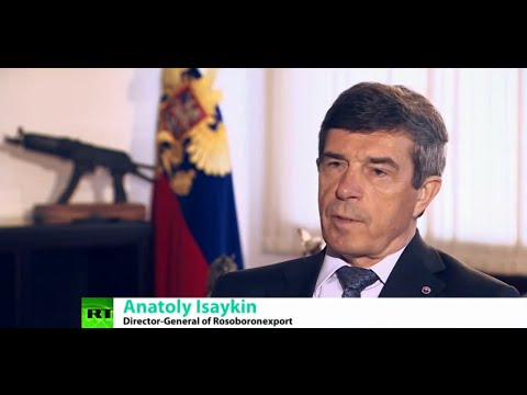 UP IN ARMS? Ft. Anatoly Isaykin, Rosoboronexport Director-General