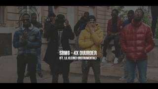 SBMG ft. Lil Kleine & DJ Stijco ? 4x Duurder (Instrumental)