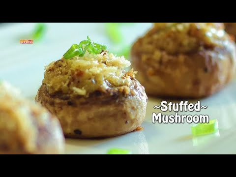 Stuffed Mushrooms | Mushroom Recipes | Snacks
