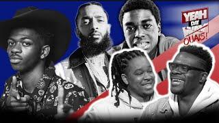 Le phénomène du net Lil Nas X, l'impact de Nipsey Hussle, Kodak Black et les rappeurs à suivre ! Video