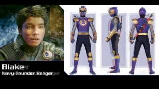 power rangers ninja storm song