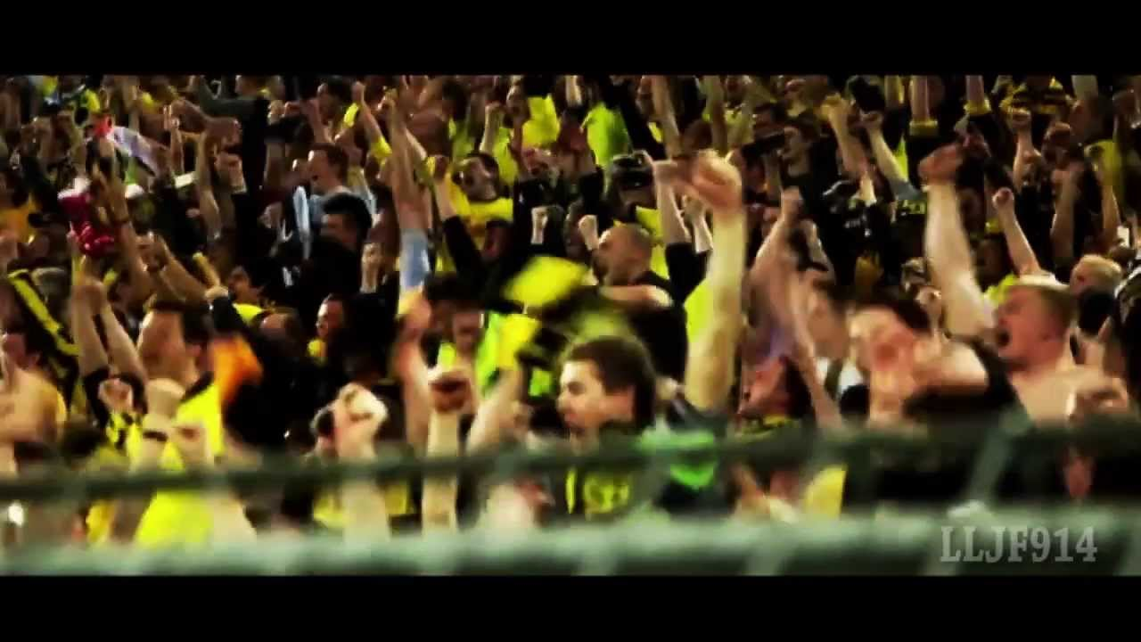 Bayern München vs.Borussia Dortmund - Champions League Final/Trailer (Their Road to Wembley)