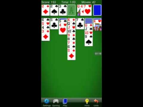 How To Play Solitaire Games In Android