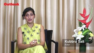 Web Series Are Present And Future Of Entertainment: Kubbra Sait