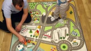 видео Детские развивающие игрушки Brio из натурального дерева