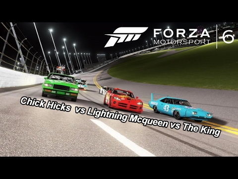 Forza Motorsport 6 - Cars 1 opening race remake