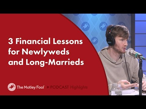 3 Financial Lessons for Newlyweds and Long-Marrieds