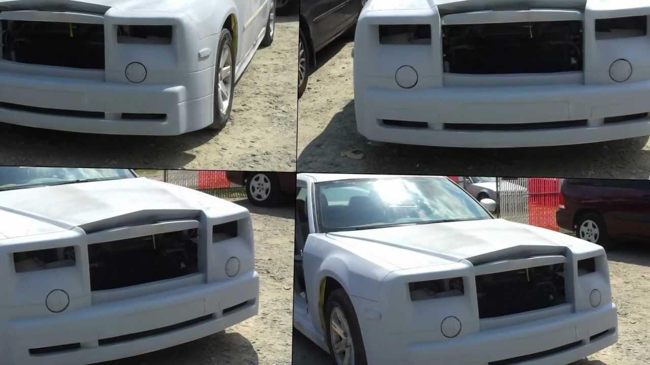 300c Kit Body Royce Rolls