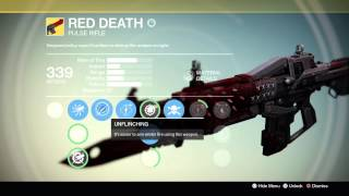 Red Death Perks