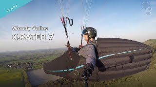 Woody Valley X-RATED 7 (Competition Harness Review)