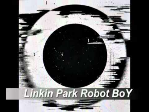 Linkin Park - Robot Boy lyrics video (A Thousand Suns)