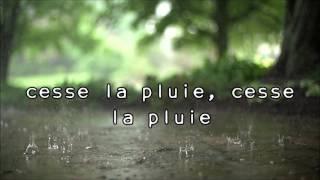 Anggun - Cesse la pluie (paroles)