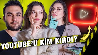 YOUTUBE'U KİM KIRDI? MERYEM CAN KARANTİNADA! 😷
