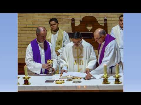Recordando la Primera misa de Fabio