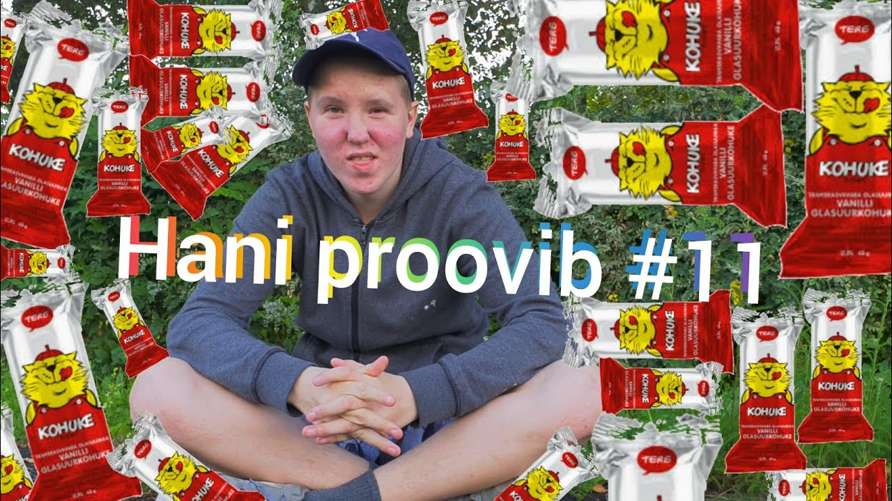 Hani Proovib #11