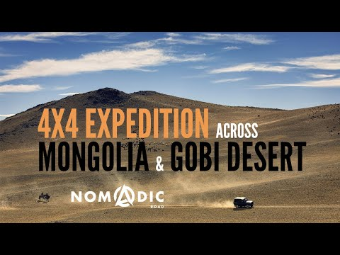 Mongolia | Gobi Desert | Road Trip | 4x4 | Overland Adventure | Motoring Expeditions | Nomadic Road