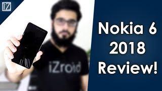 Nokia 6 2018 Full Review - Urdu/Hindi