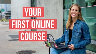 Create and Sell Online Courses For Beginners