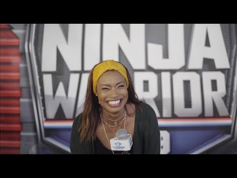 American Ninja Warrior Season 11 Set visit!