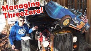 What Does It Take To Run ThreeZero Racing?