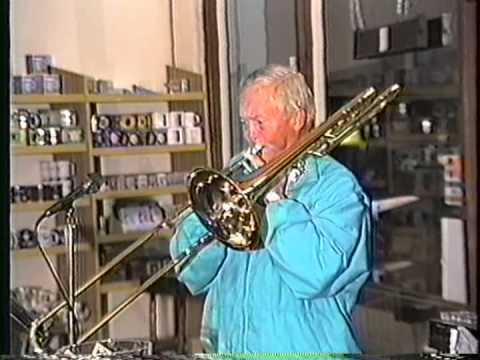 George Roberts Trombone - Music of the Night (video)