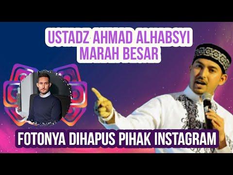 USTADZ AHMAD ALHABSYI GERAM FOTONYA BERSAMA HABIB RIZIEQ SYIHAB DI HAPUS PIHAK INSTAGRAM Mp3
