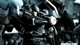 Armored Core Nexus- Galaxy Heavy Blow