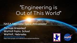 NASA Engineering Activities for Classroom and Afterschool